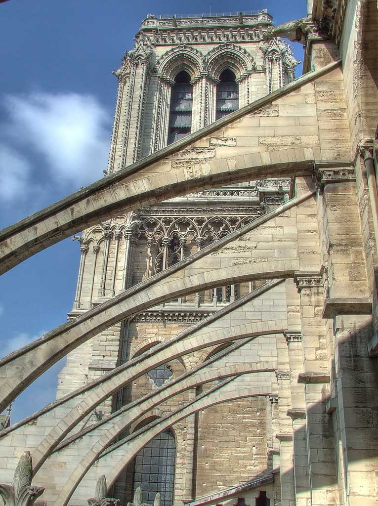 Fransa Notre Dame Katedrali