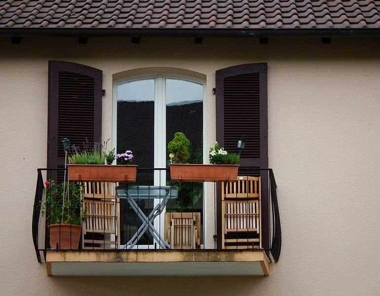 Balkon nedir? Dış görünüşü.